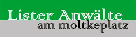 Lister Anwälte am Moltkeplatz - Logo
